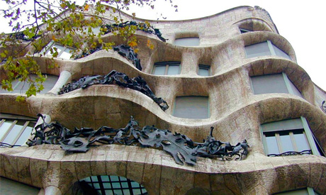 "Read more about Casa Milà (""La Pedrera"")"