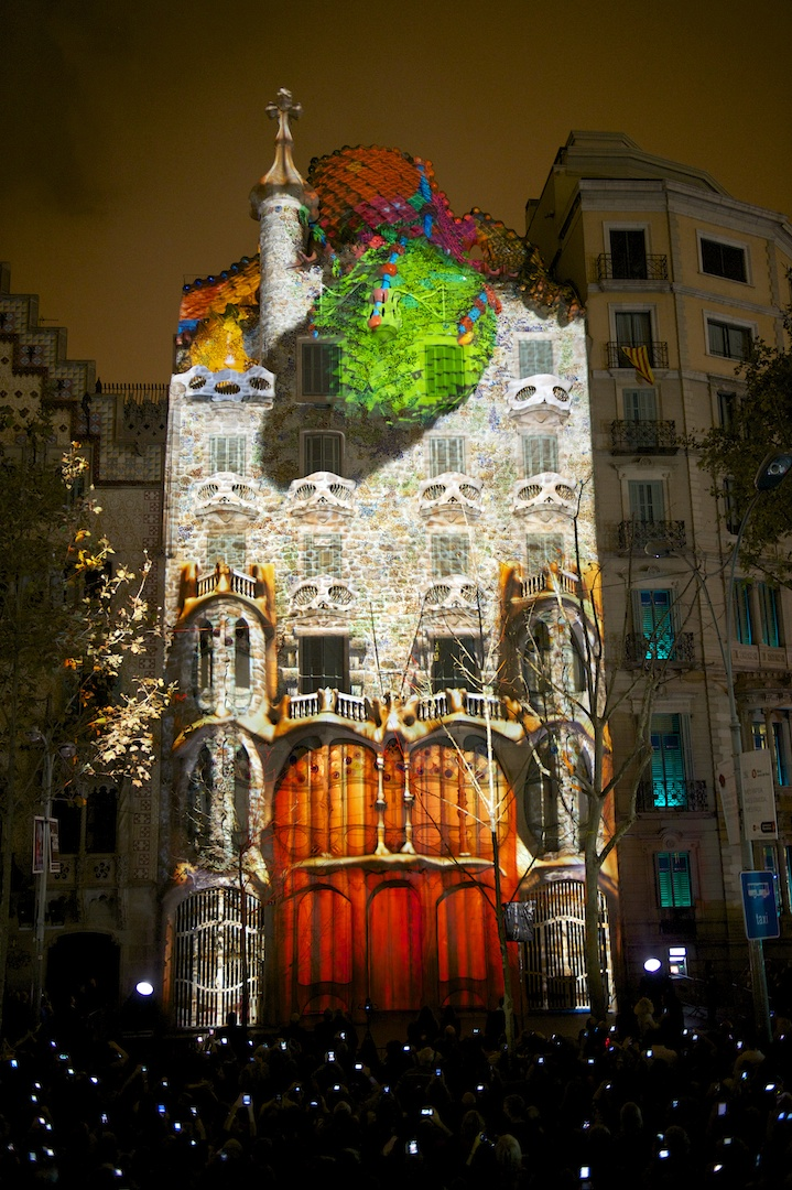 A tribute to the creative freedom of Antoni Gaudí | Casa ...