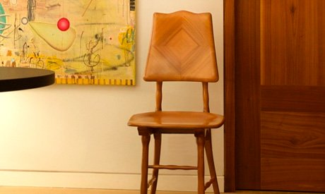 Read more about Casa Batlló sewing chair