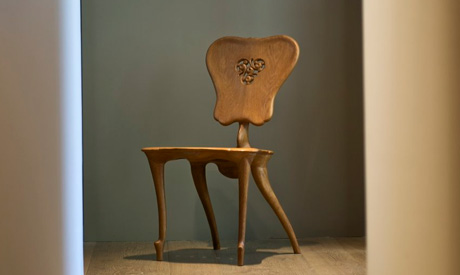 Casa Calvet Flower Chair