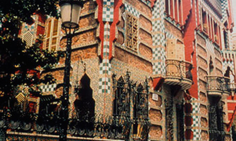 Read more about Casa Vicens