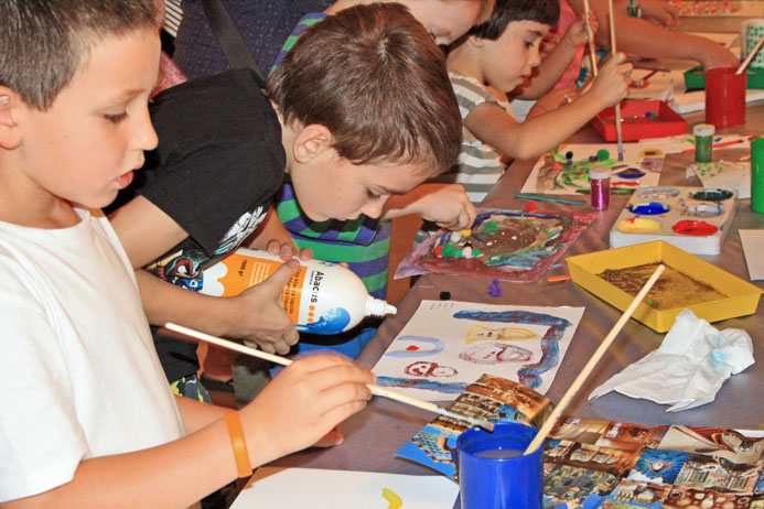 Read more about Children's drawing contest. Casa Batlló: what do you see? What do you imagine?