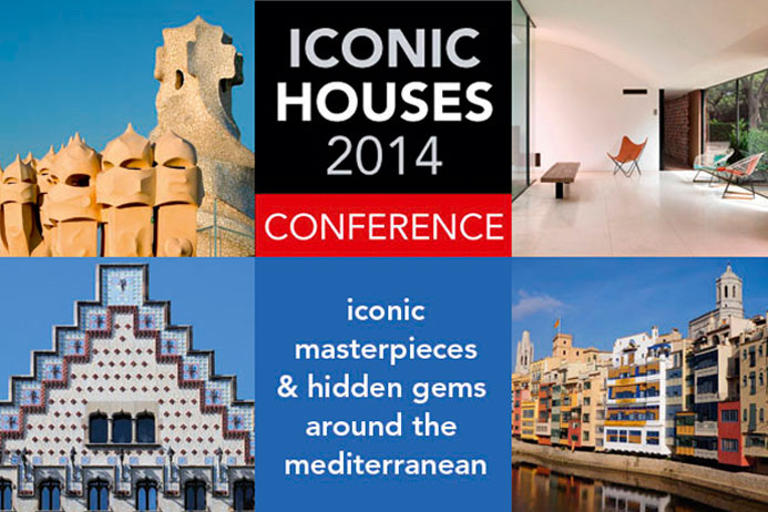 Continua a leggereIconic Houses 2014 Conference