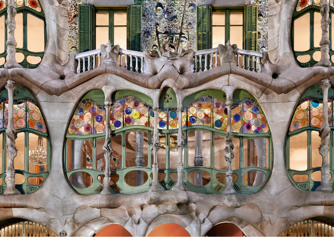 Read more about Build with us the gallery of Casa Batlló