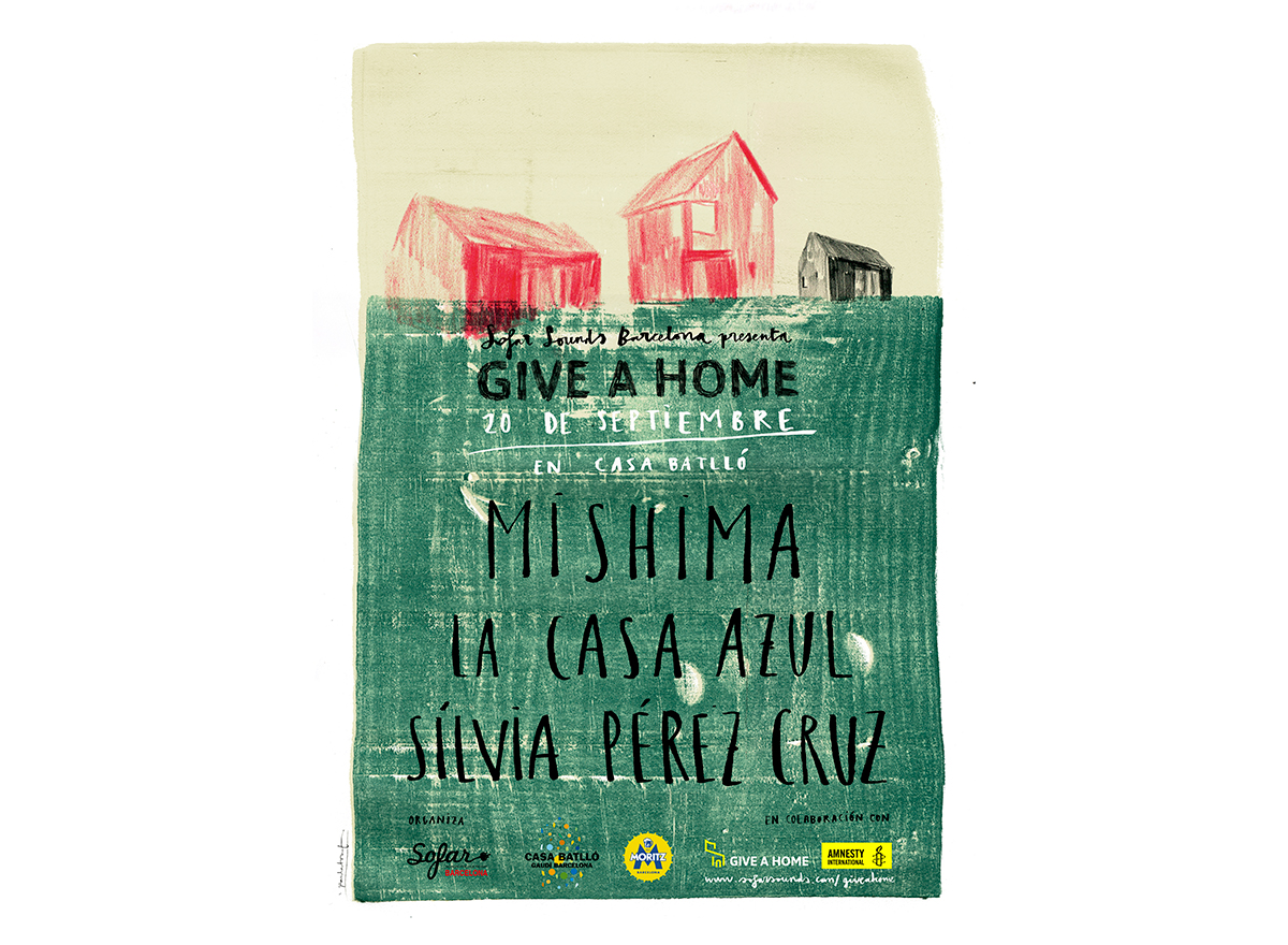 "Casa Batlló hosts the ""Give a Home"""